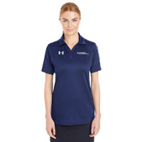 UNDER ARMOUR - TECH POLO LADIES